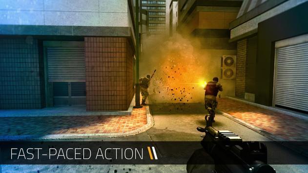 Forward Assault تصوير الشاشة 1