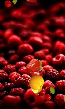 Free Fruits Live Wallpaper screenshot 3