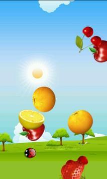 Free Fruits Live Wallpaper screenshot 1