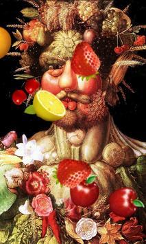 Free Fruits Live Wallpaper screenshot 4