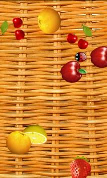 Free Fruits Live Wallpaper screenshot 5