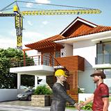 Mega Home Construction City Builder House Games
