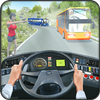 Coach Bus Simulator Parking icon