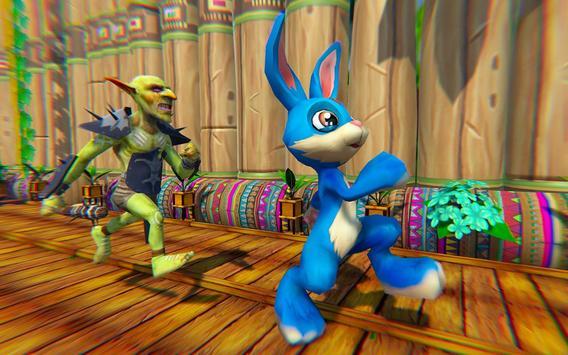 Stickman Ninja Kid Jungle screenshot 15