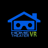 Home Theater VR أيقونة