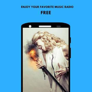 M4U Radio App Player UK Live Free Online screenshot 1