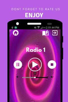 Radio 1 Bulgaria App Free Online poster