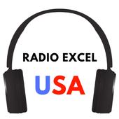 Radio Excel App Alabama Live Radio Station icon