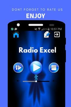 Radio Excel App Alabama Live Radio Station poster