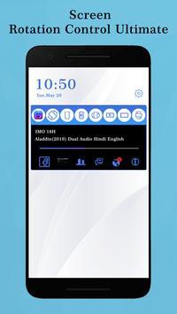 Screen Rotation Control Ultimate screenshot 2