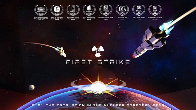First Strike poster