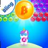 ikon Bitcoin Pop