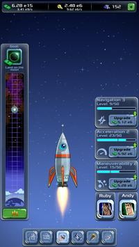 Idle Tycoon: Space Company 海報