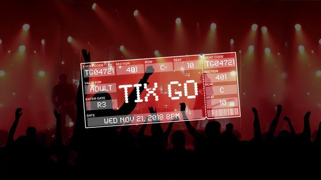 Tix Go poster