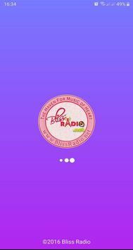 Bliss Radio poster