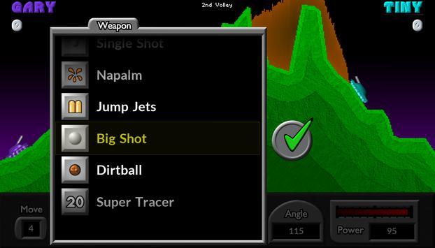 Pocket Tanks screenshot 18