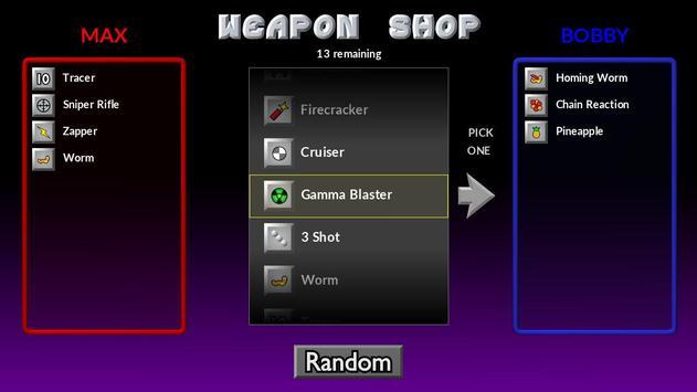 Pocket Tanks screenshot 1