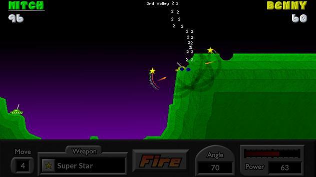 Pocket Tanks screenshot 3