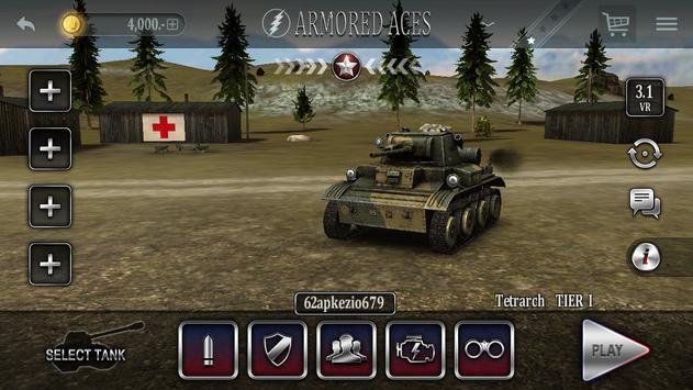 Armored Aces screenshot 7