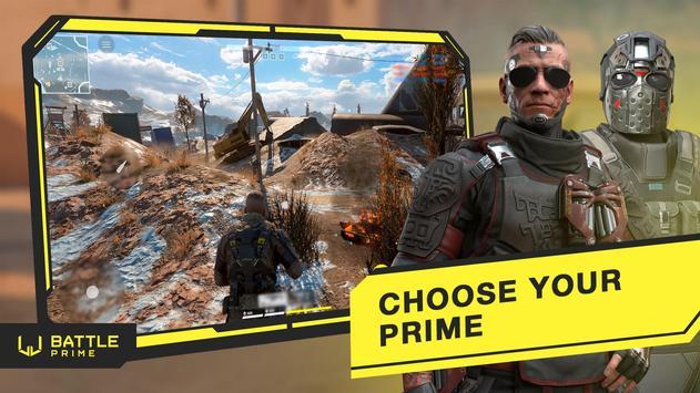 Battle Prime ảnh chụp màn hình 3