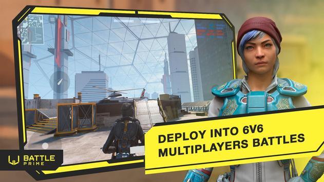 Battle Prime ảnh chụp màn hình 4