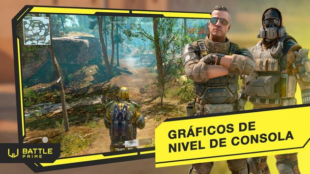 Battle Prime Poster
