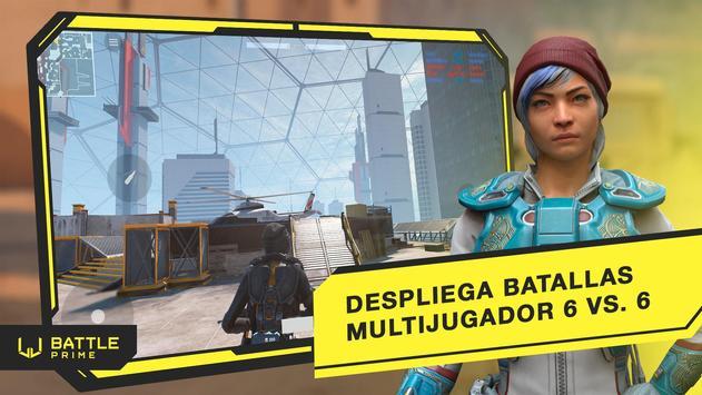 Battle Prime captura de pantalla 4