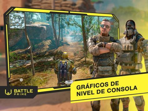 Battle Prime captura de pantalla 6