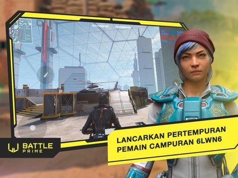 Battle Prime syot layar 16