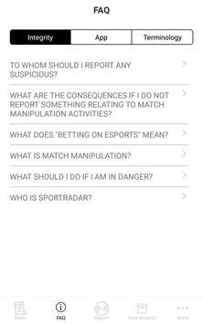 ABE Integrity screenshot 1