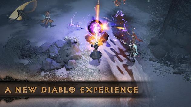 Diablo Immortal poster