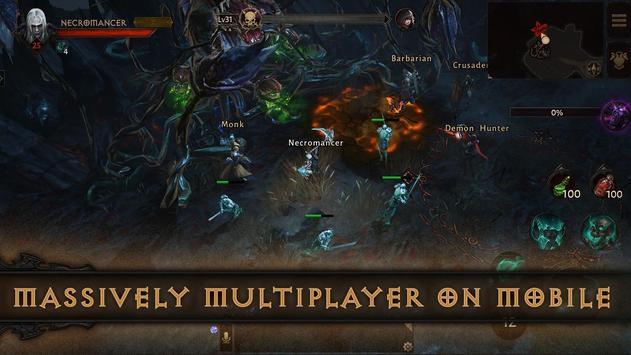 Diablo Immortal imagem de tela 4