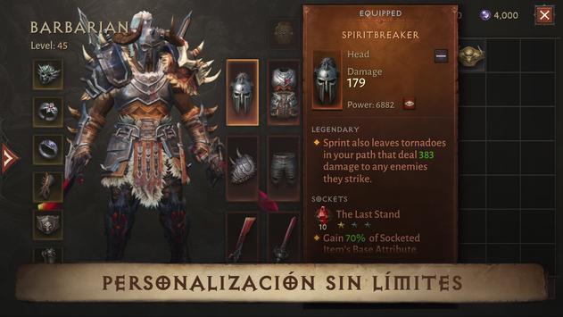 Diablo Immortal captura de pantalla 8