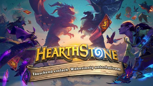Hearthstone Plakat
