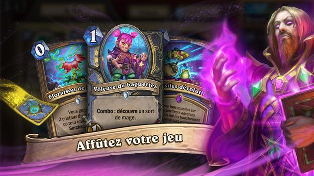 Hearthstone capture d'écran 1