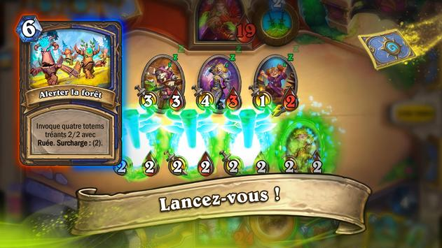Hearthstone capture d'écran 9