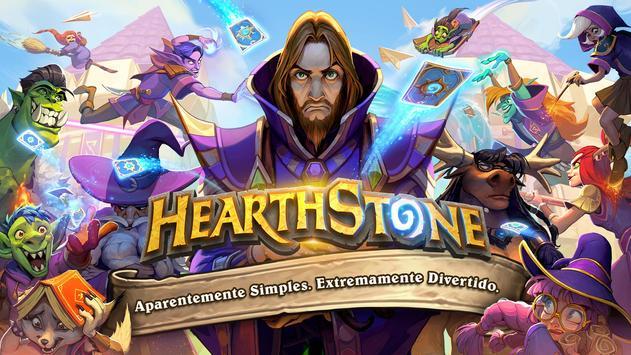 Hearthstone Cartaz
