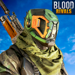 Blood Rivals: Battleground Shooting Games APK