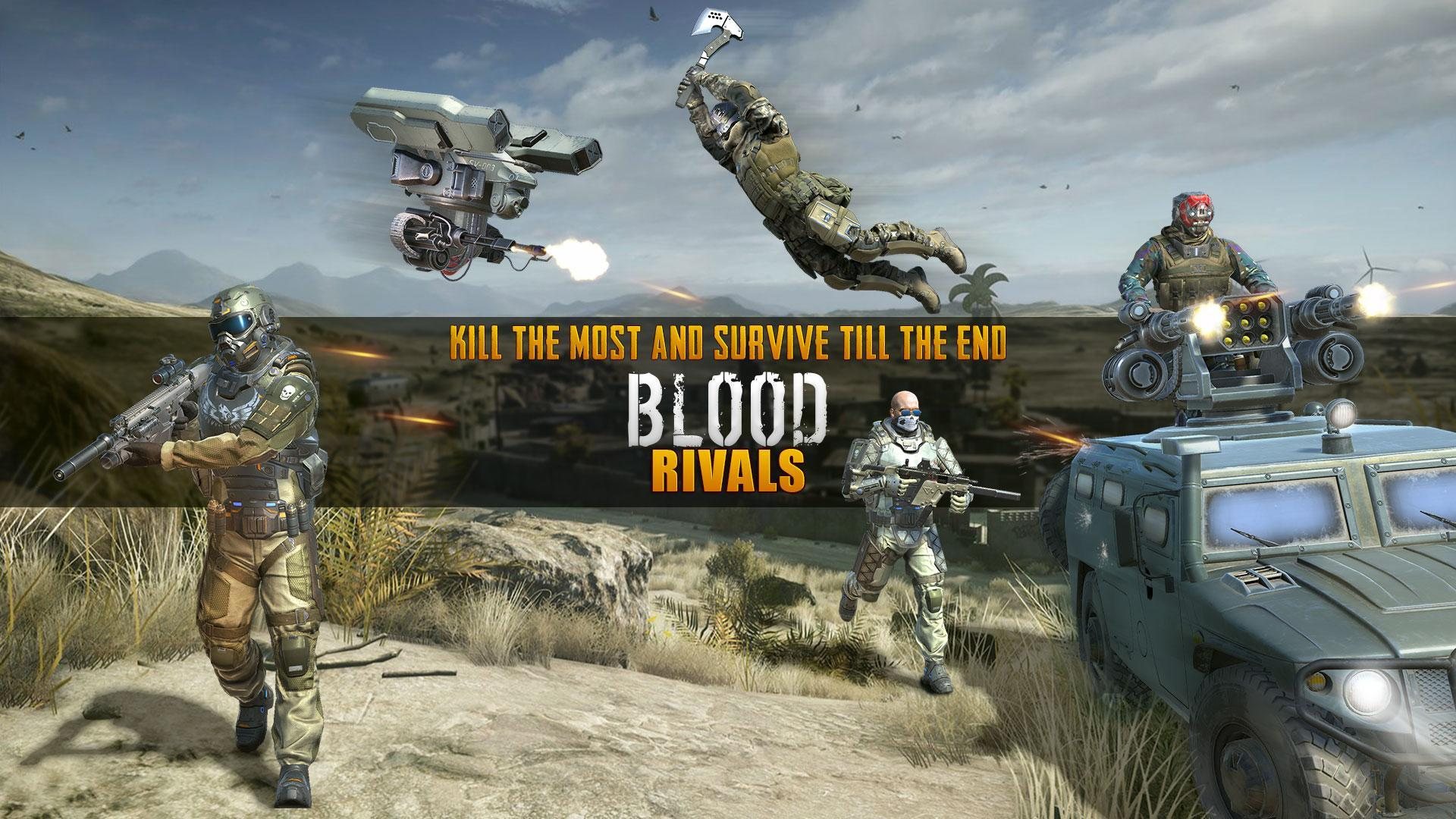 Blood Rivals for Android - APK Download