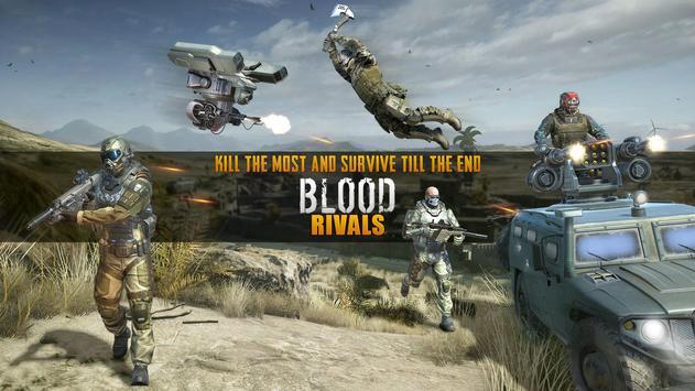 Blood Rivals Cartaz