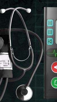 Blood Pressure Diary : BP Checker Logger Tracker poster
