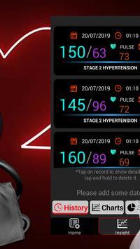 Blood Pressure Diary : BP Checker Logger Tracker screenshot 14
