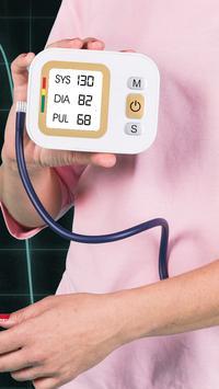 Blood Pressure Diary : BP Checker Logger Tracker screenshot 2