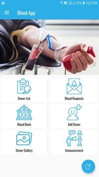 Blood App screenshot 1