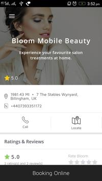 Bloom Beauty poster