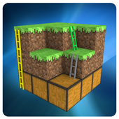 block world adventure craft 3d explore icon