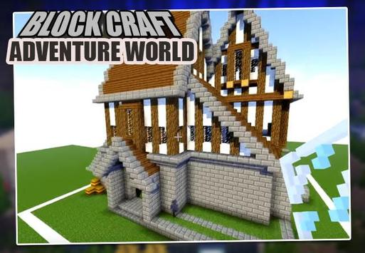 block world adventure craft 3d explore screenshot 1