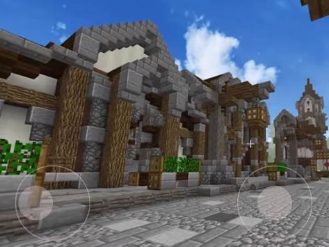 block craft 3D World Fantasy Simulator Free screenshot 4