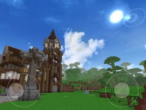 block craft 3D World Fantasy Simulator Free screenshot 1
