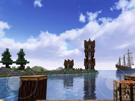 block craft 3D World Fantasy Simulator Free screenshot 3